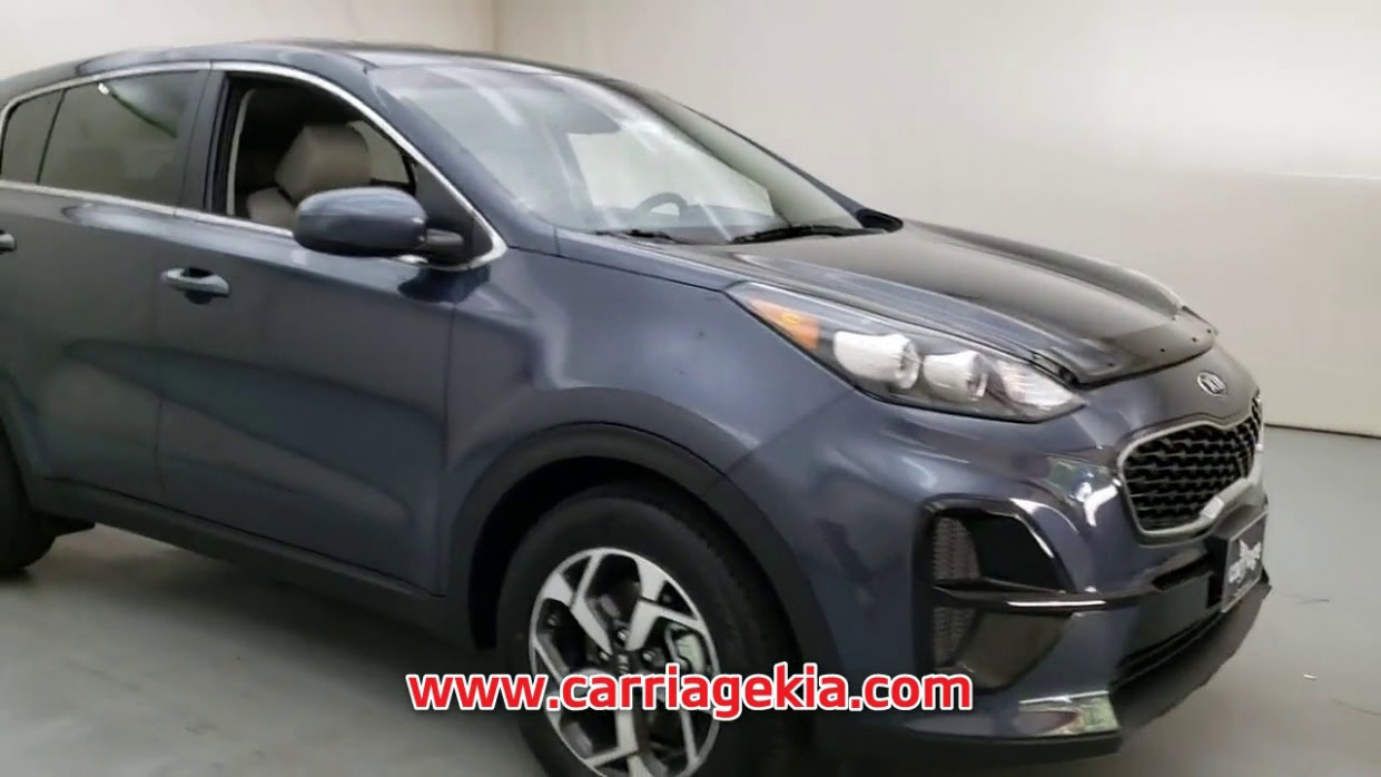 NEW 12 KIA SPORTAGE LX FWD at Carriage KIA Gainesville (NEW) #K12