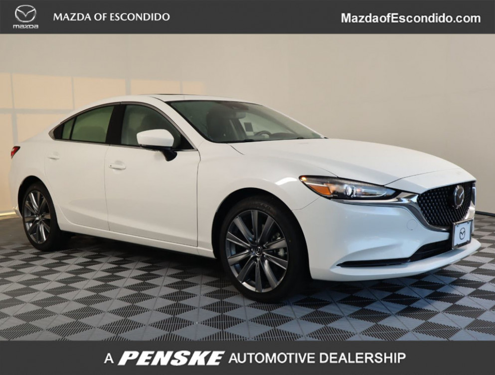 New 12 Mazda12 Grand Touring Automatic Front Wheel Drive Sedan