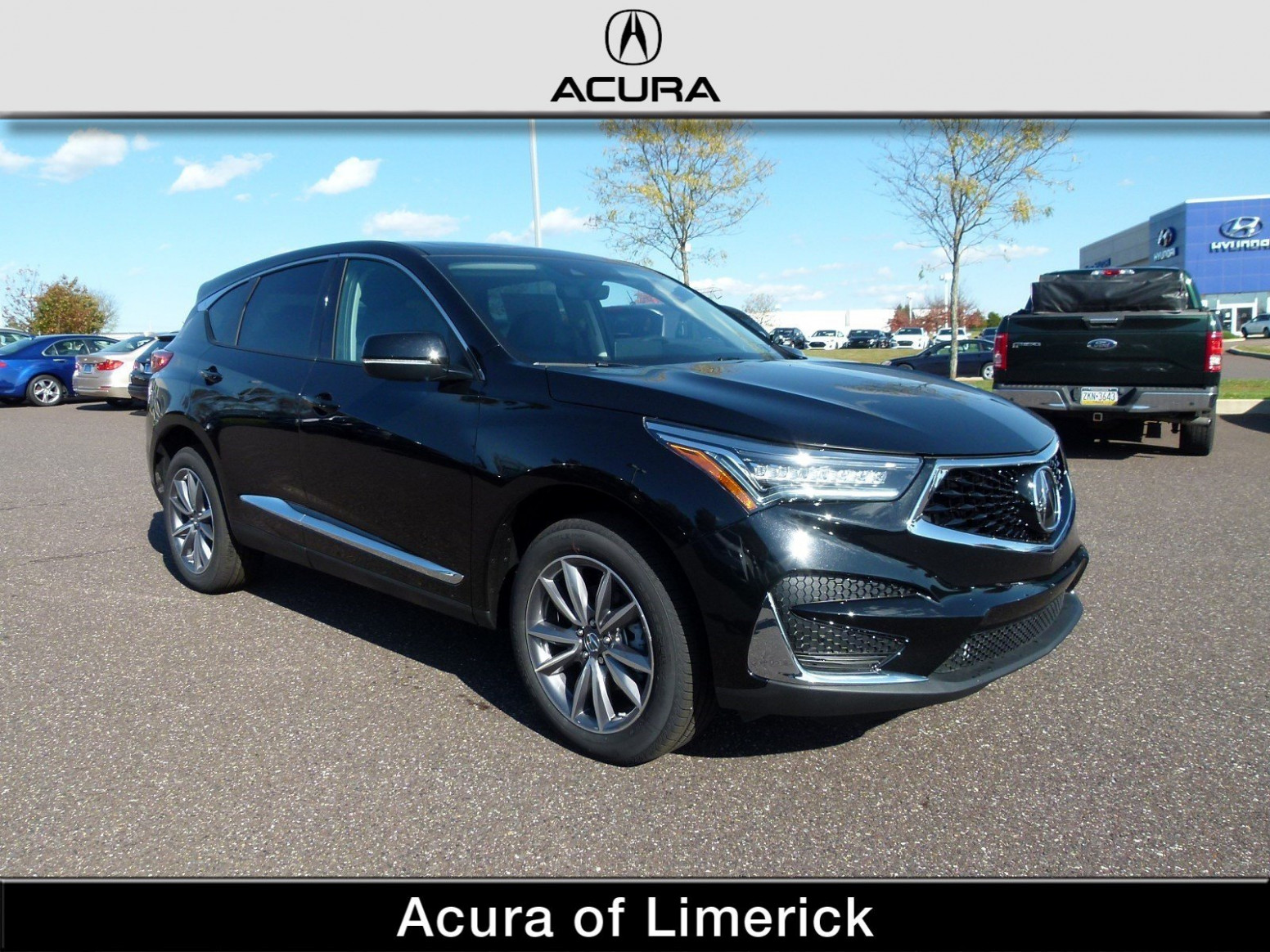 New 8 Acura RDX SH-AWD with Technology Package With Navigation