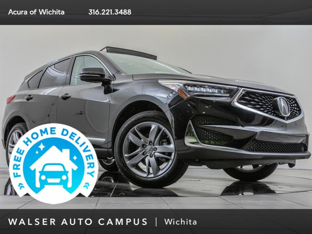 New 8 Acura RDX w/Advance Pkg With Navigation & AWD