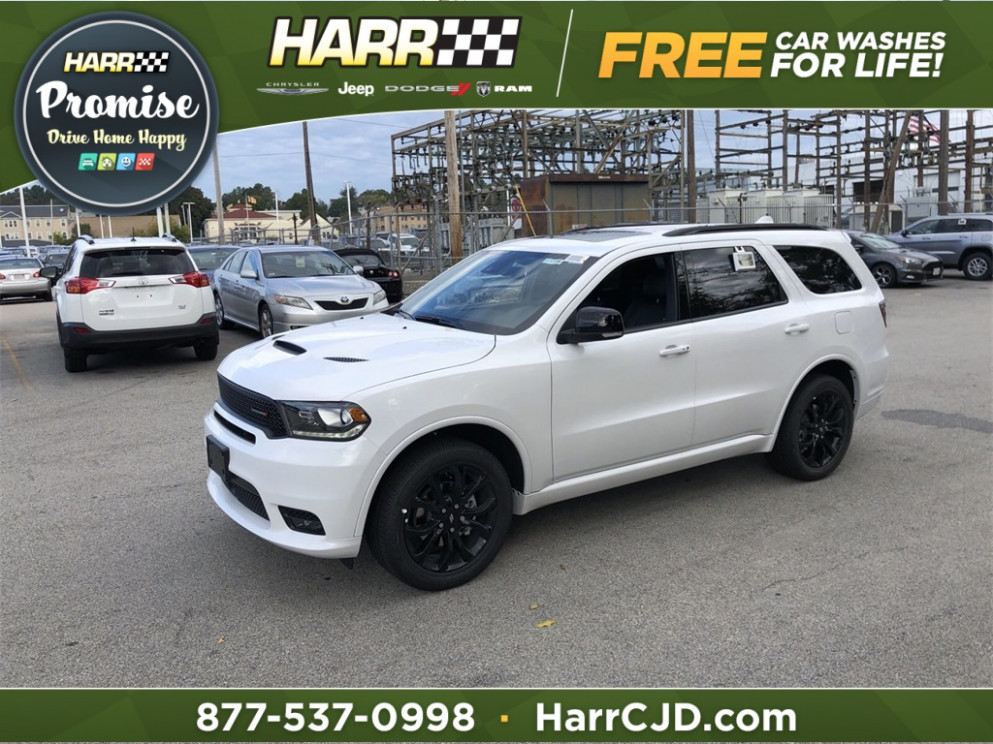 NEW 8 DODGE DURANGO GT PLUS AWD