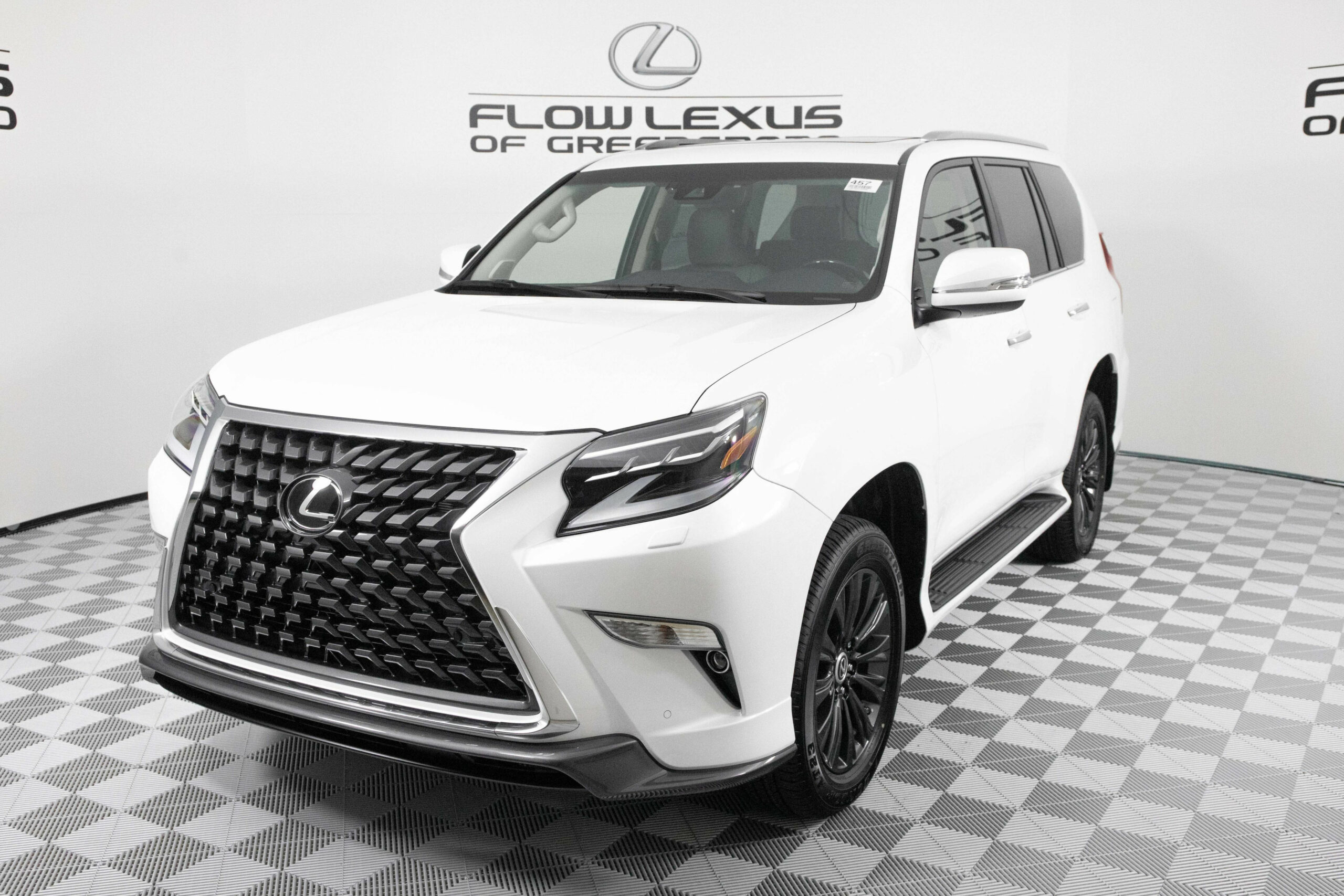 New 8 LEXUS GX 8 For Sale at Flow Lexus of Greensboro | VIN:  JTJAM8BX8L5244580 - lexus ball 2020