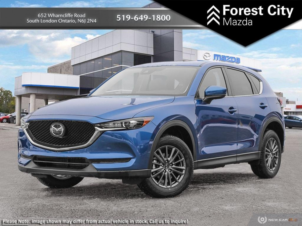 New 8 Mazda CX-8 GS - 2020 mazda gs