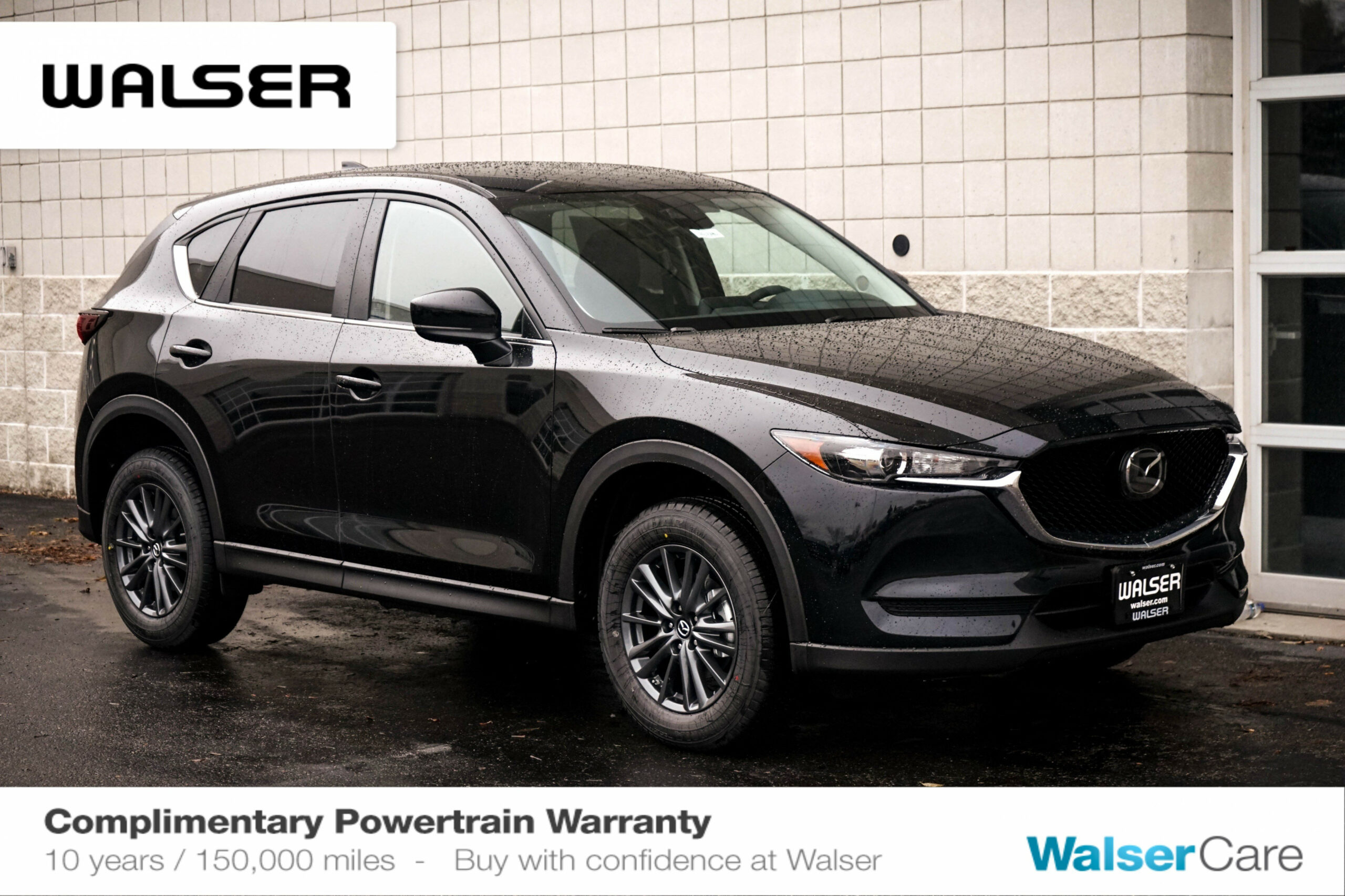 New 8 Mazda CX-8 Touring AWD