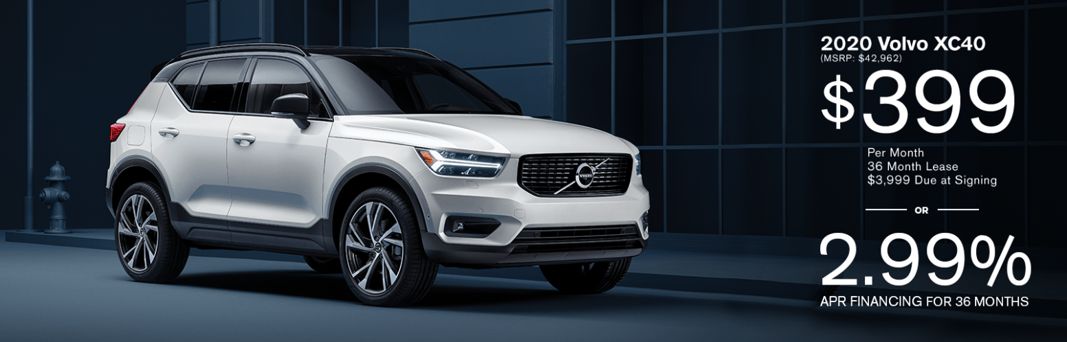 New 8 Volvo XC8 Sales or Lease Specials | Gilbert, AZ - 2020 volvo xc40 lease