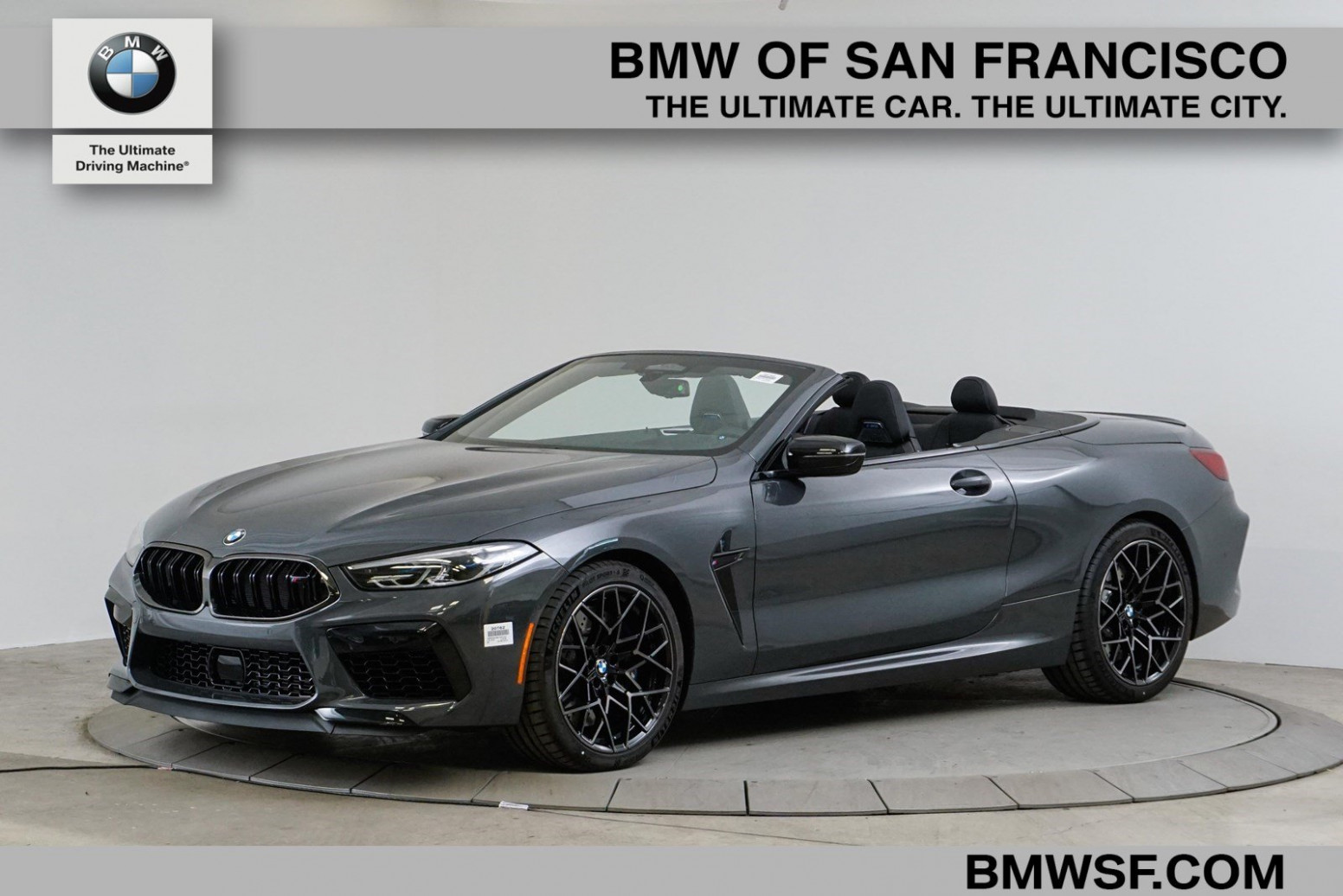New 9 BMW M9 Competition With Navigation & AWD - 2020 bmw convertible for sale