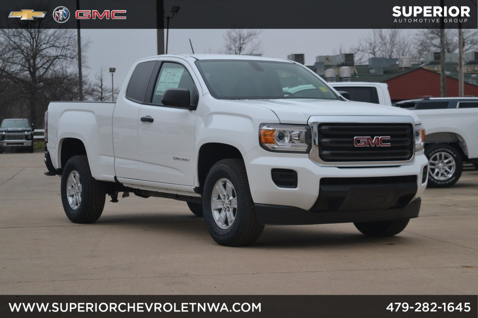 New 9 GMC Canyon 9WD SL Extended Cab RWD Extended Cab Pickup