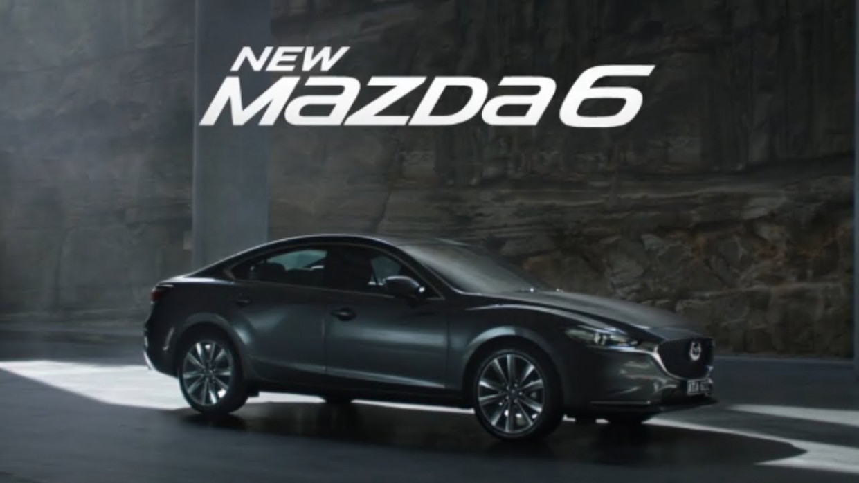 New 9 Mazda 9 Sedan Experience - mazda 6 2020 youtube
