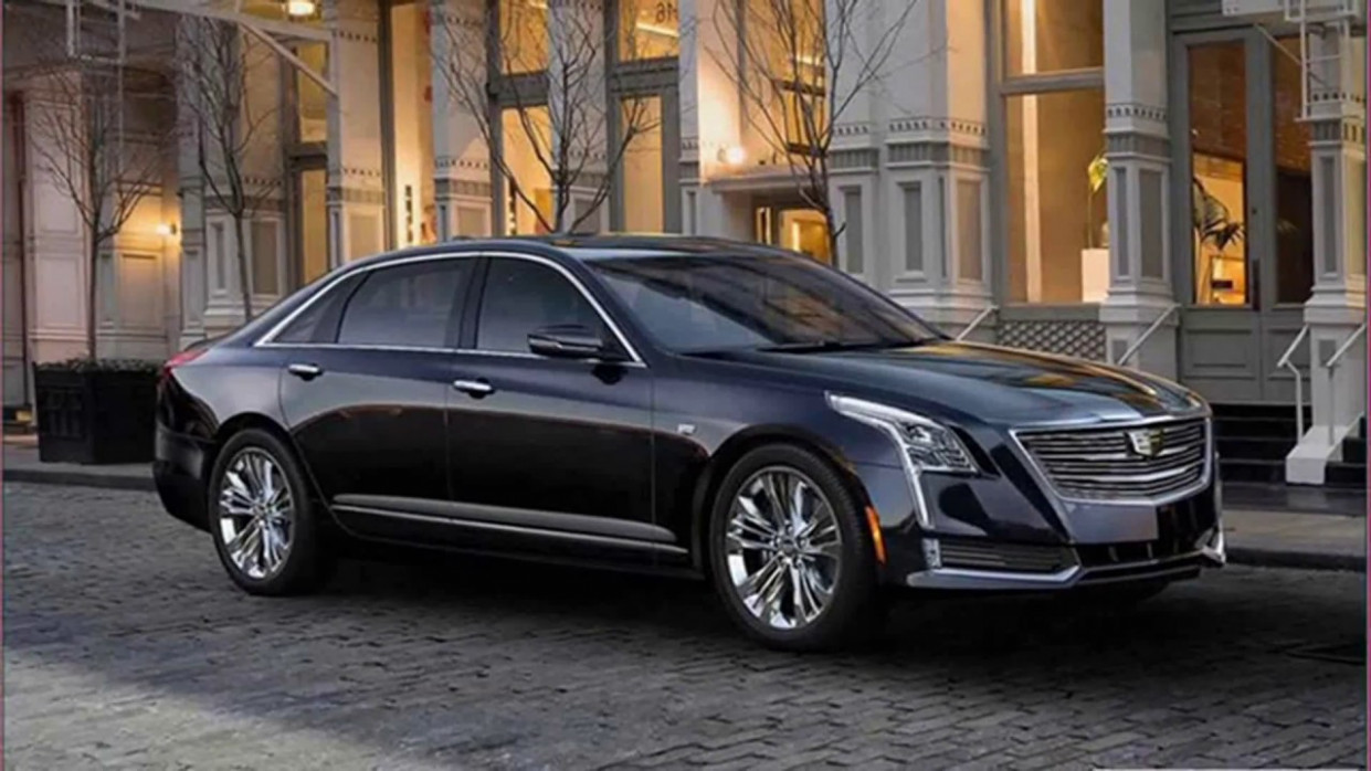 New Cadillac CT11 11 Review - Entering the class of luxury limos - 2020 cadillac ct8