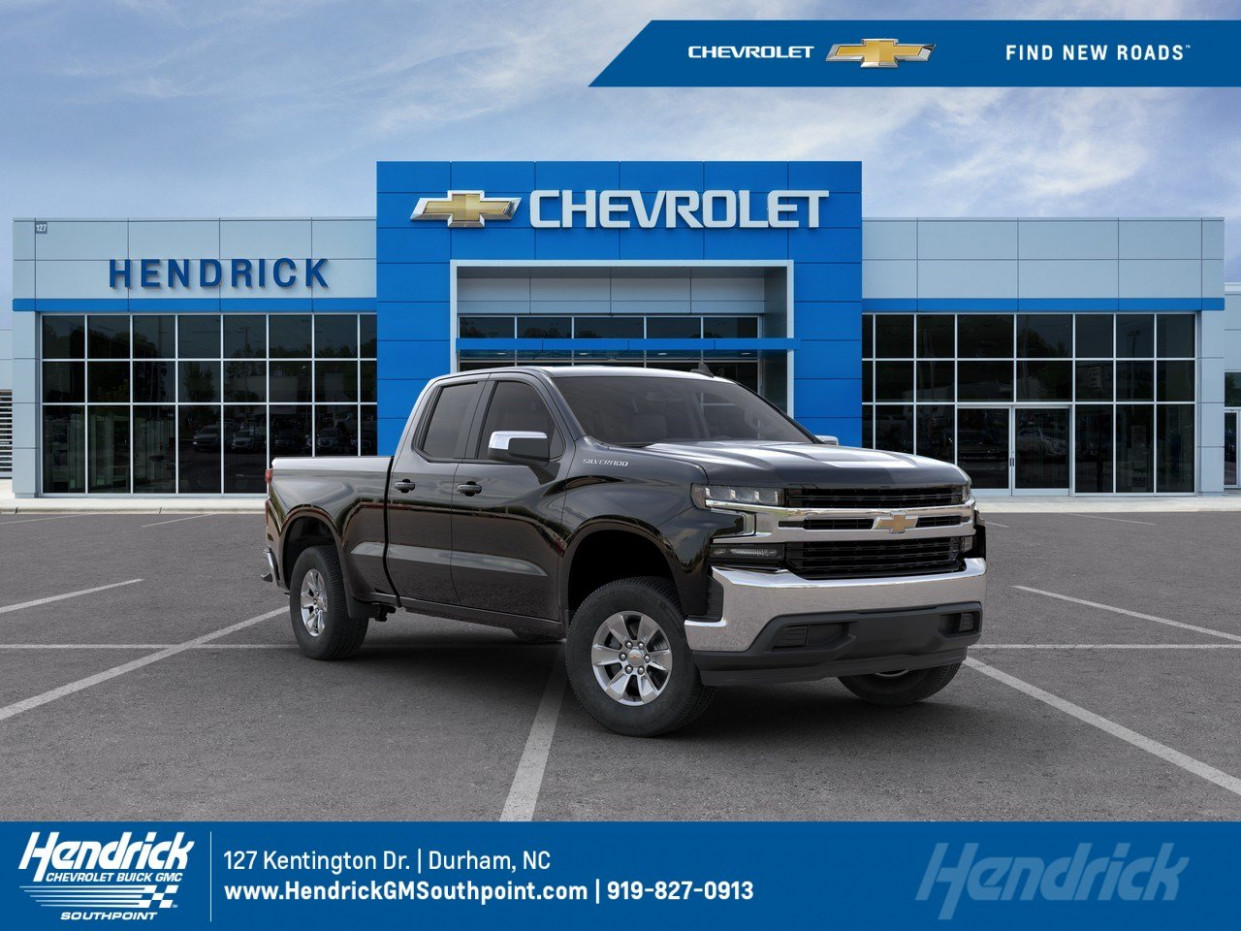 New Chevy Silverado 12 for Sale in Durham | Hendrick Chevrolet ...