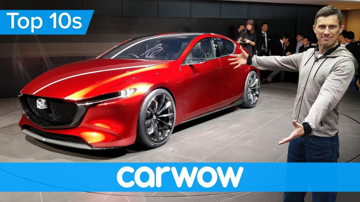 New Mazda 10 10 - this KAI Concept shows what to expect | Top 10s