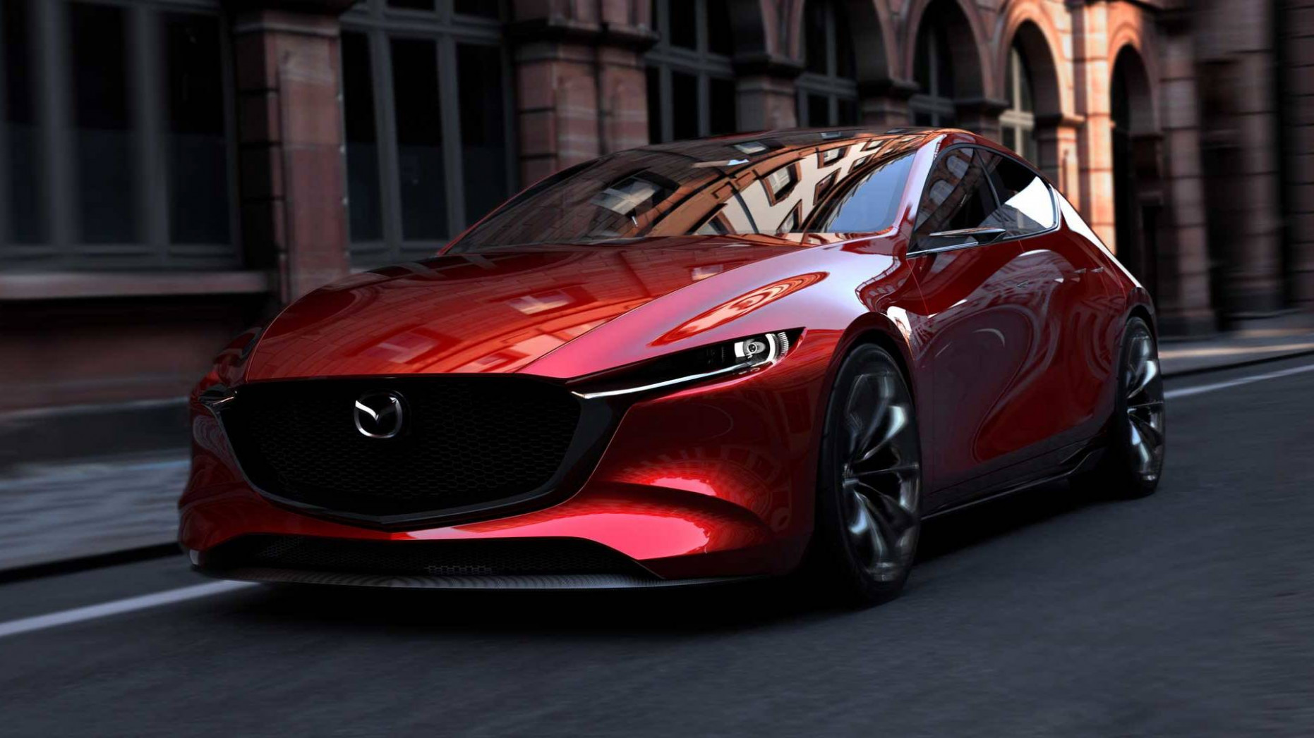 New Mazda9 May Debut At L.A. Auto Show With Concept-Inspired Look