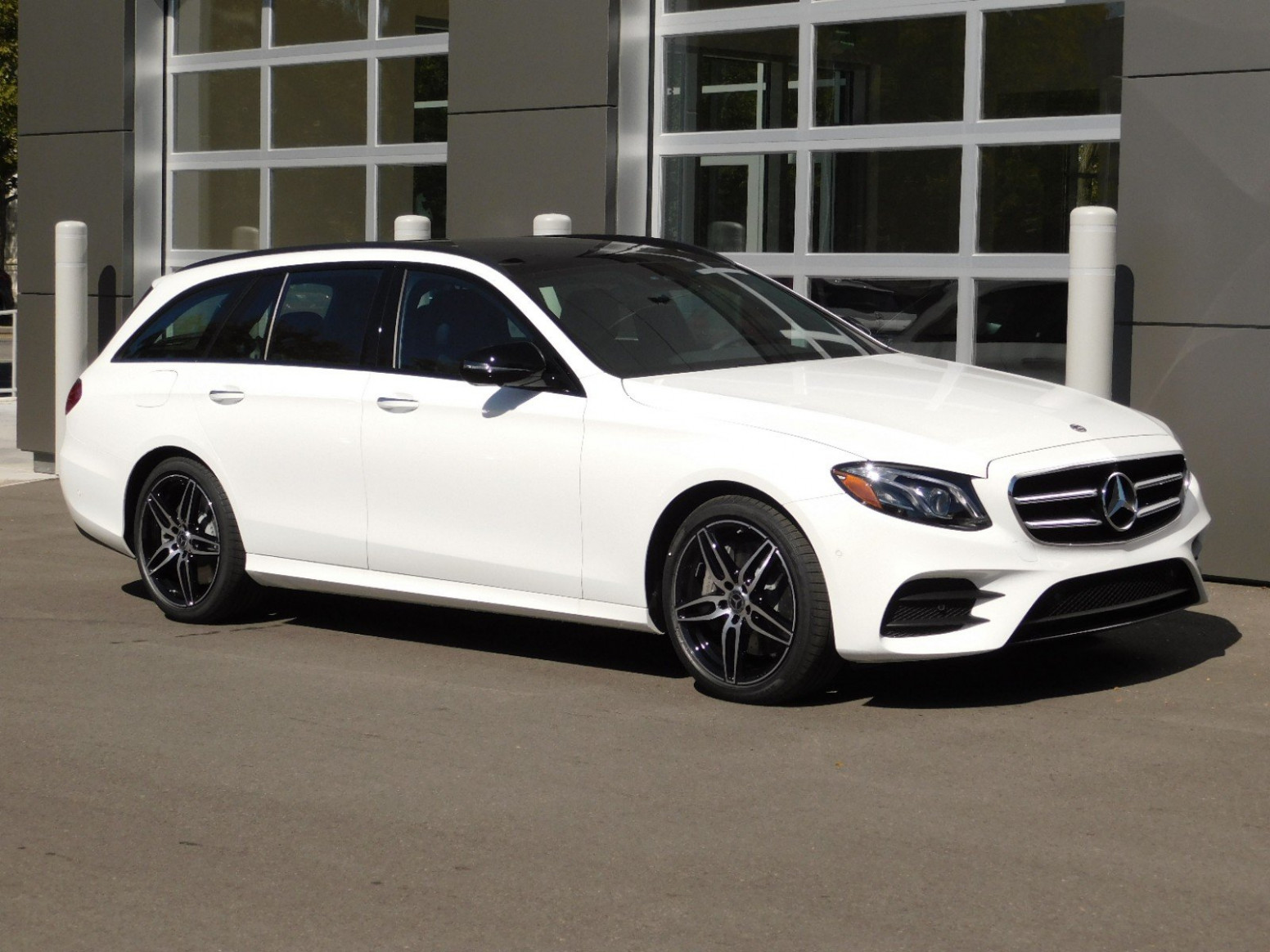 New Mercedes-Benz E-Class E 11 With Navigation & AWD - 2020 mercedes wagon for sale