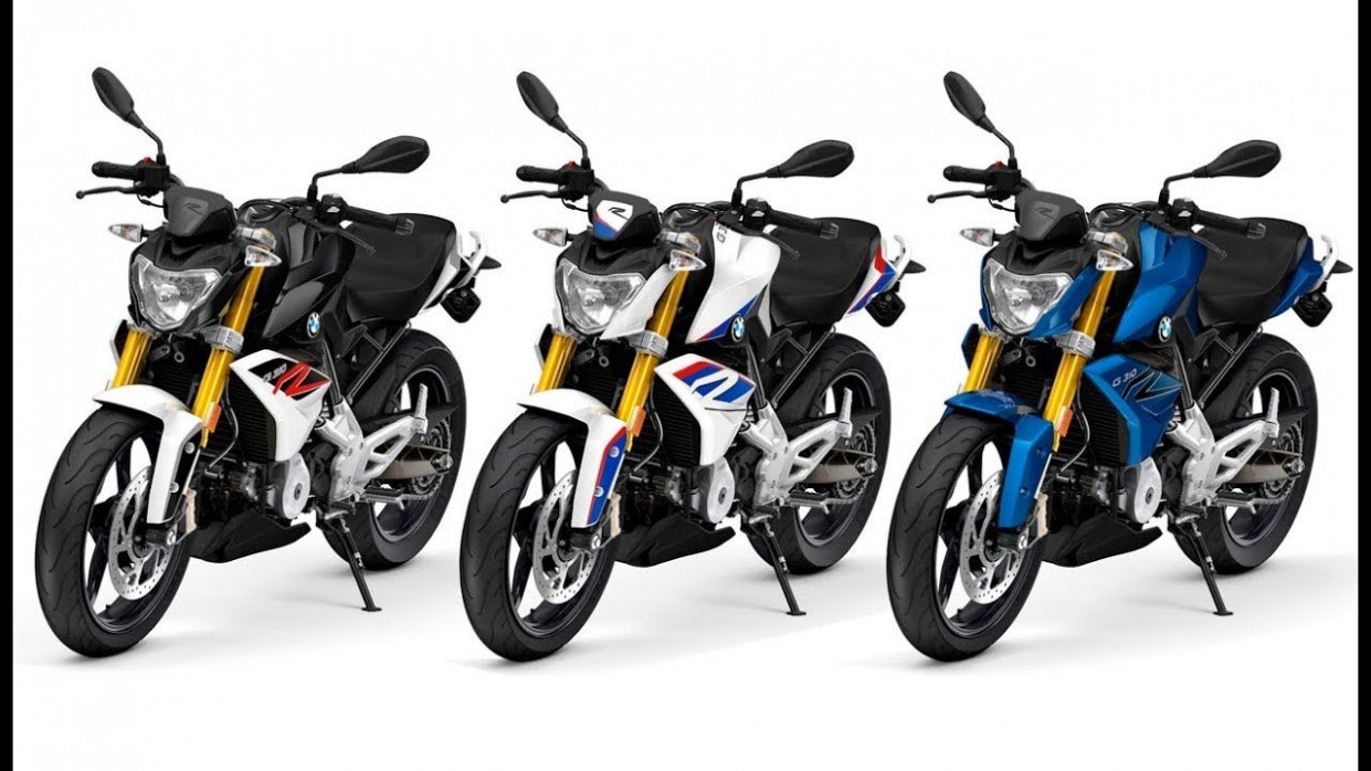 New Model BMW G 8 R 8: Specification, Price, Consumption, Engine - 2020 bmw g 310 r