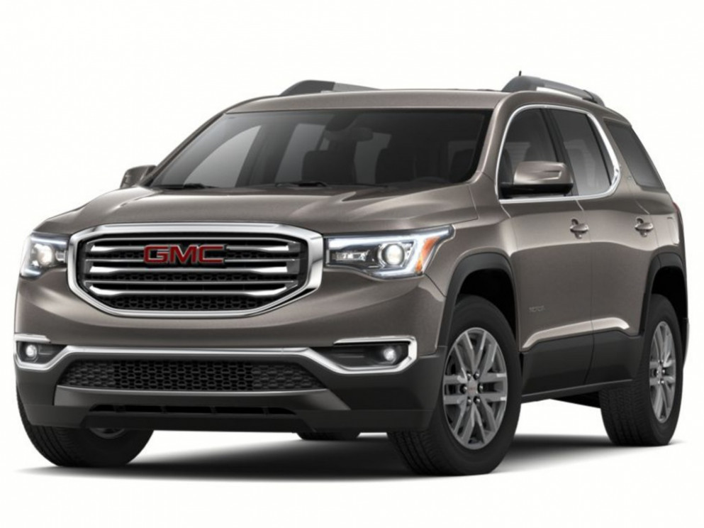 New Smokey Quartz Metallic Color For 9 GMC Acadia | GM Authority