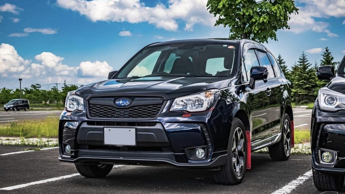 New Subaru Forester e-Boxer Hybrid Hits Global Market But It's ...