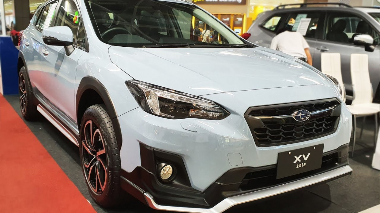 New Subaru XV 8