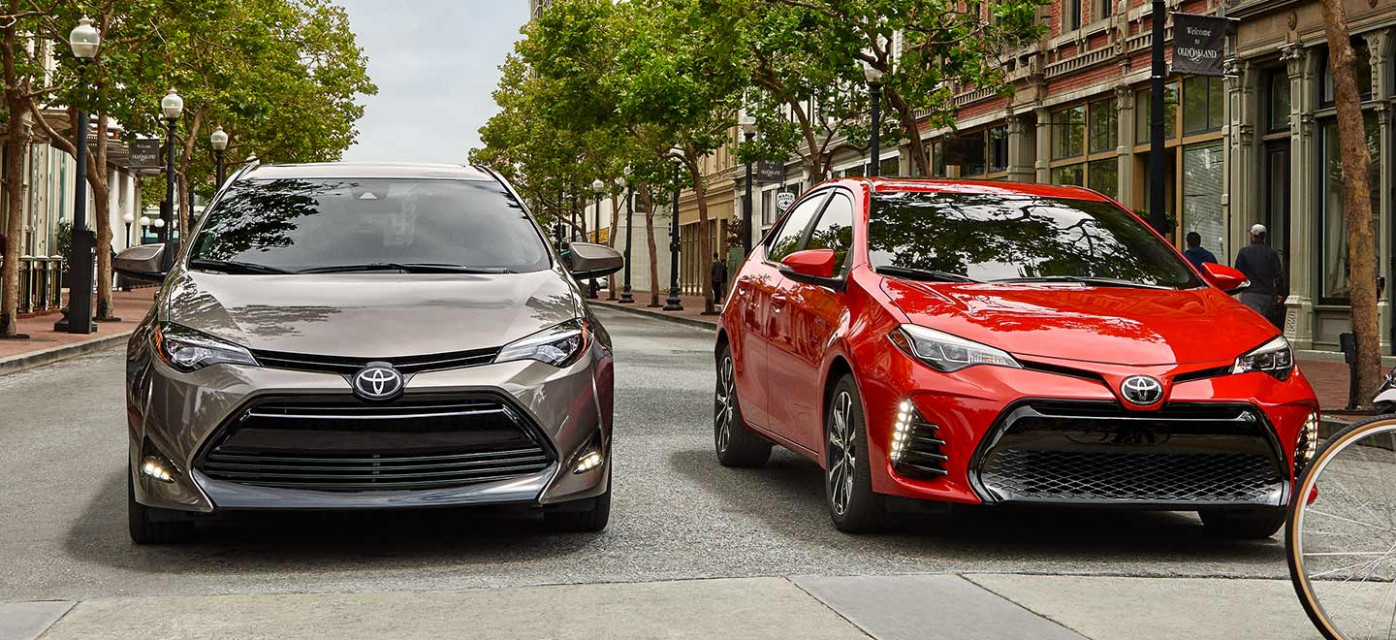 New Toyota Corolla Configurations | Rountree Moore Toyota Dealer