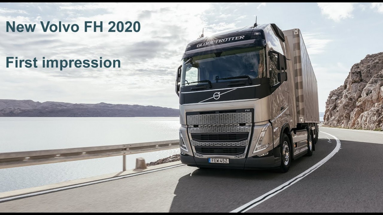 New Volvo FH 11