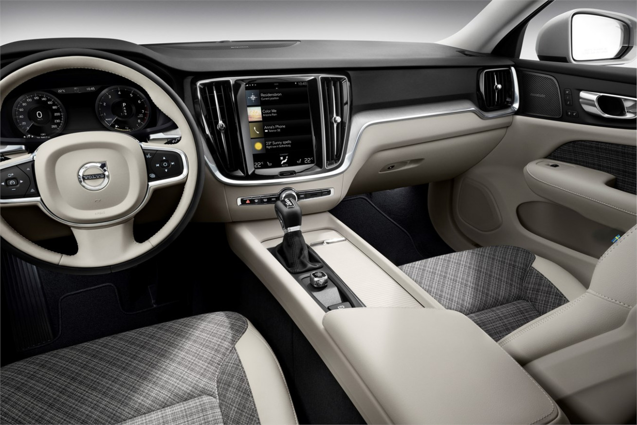 New Volvo V11 - interior design - Volvo Car Switzerland AG - volvo s60 2020 interior
