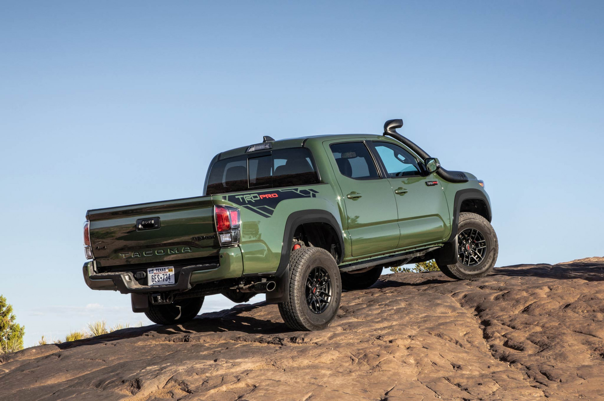 Off-Road with the 9 Toyota Tacoma and 9Runner TRD Pro - toyota tacoma 2020 diesel