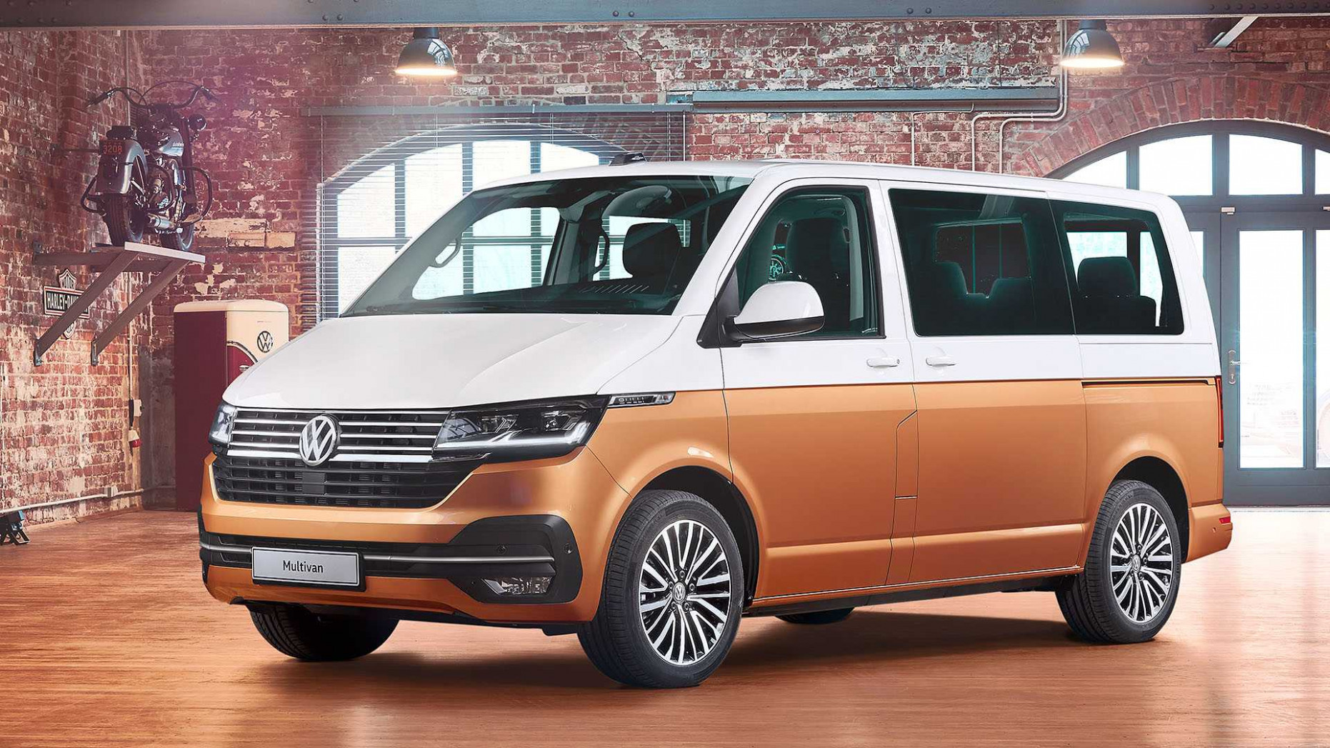 Offiziell: VW T12 kommt 12 auch als Plug-in-Hybrid