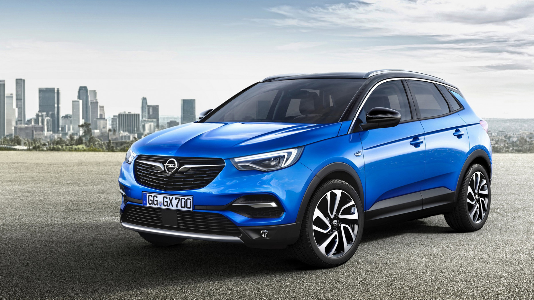 Opel Grandland X Starts At €10,10, Cheaper Than Peugeot 10 - 2020 opel jip