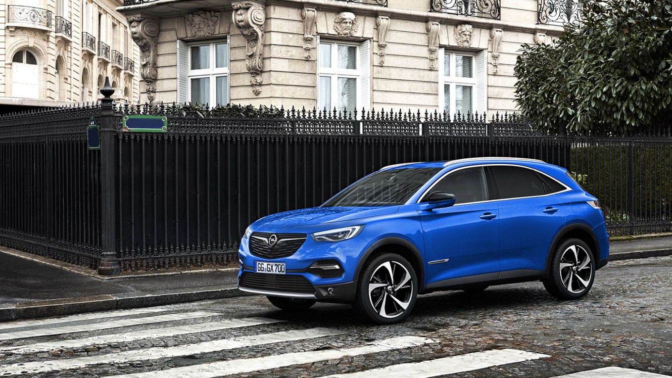 Opel Omega X Imagined As Automaker's Upcoming Flagship SUV ...