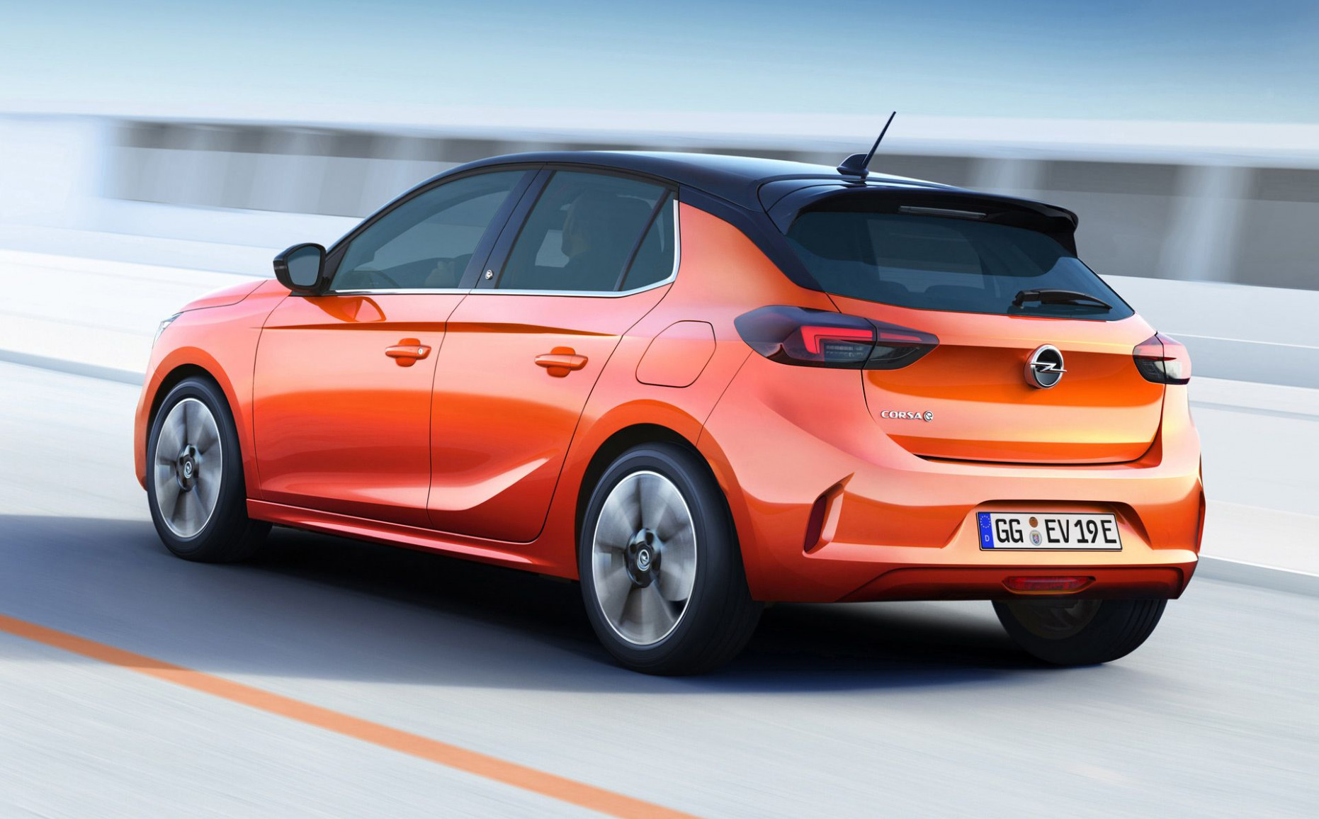 Opel's first car post GM is the 12 Corsa-e electric hatch | Opel ...