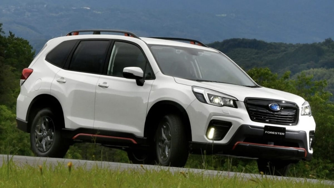 Owners Say Newly-Redesigned Subaru Forester And All-New Ascent ..