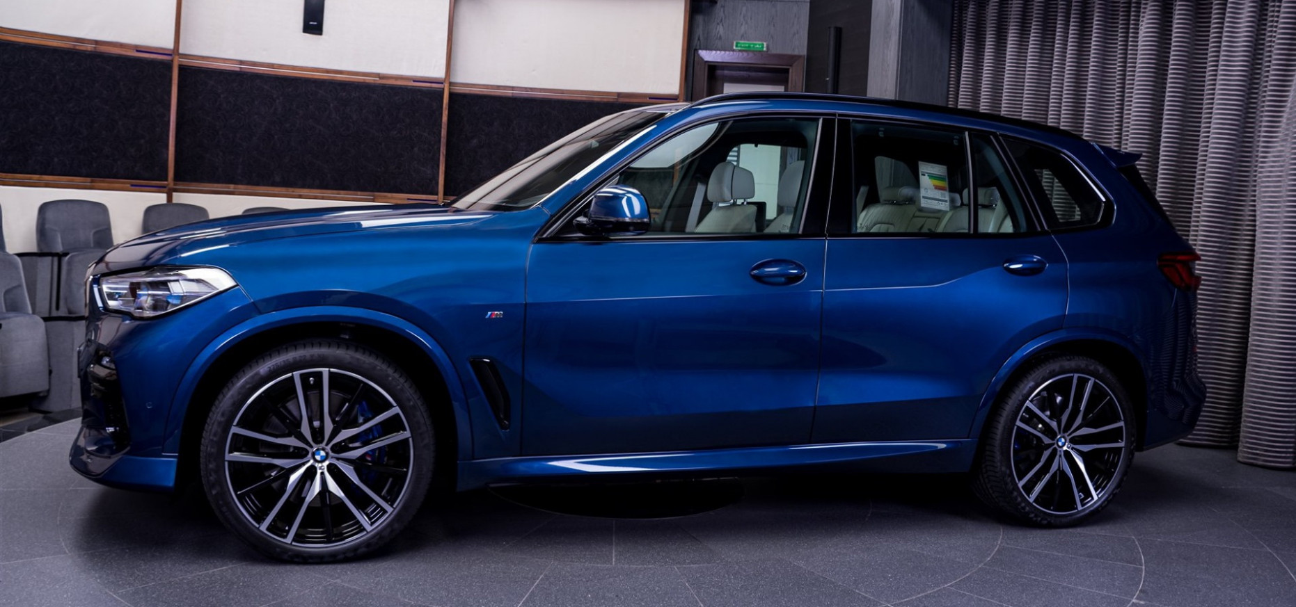 Phytonic Blue BMW X11 xDrive11i M Sport Shows Off AC Schnitzer Bits ...