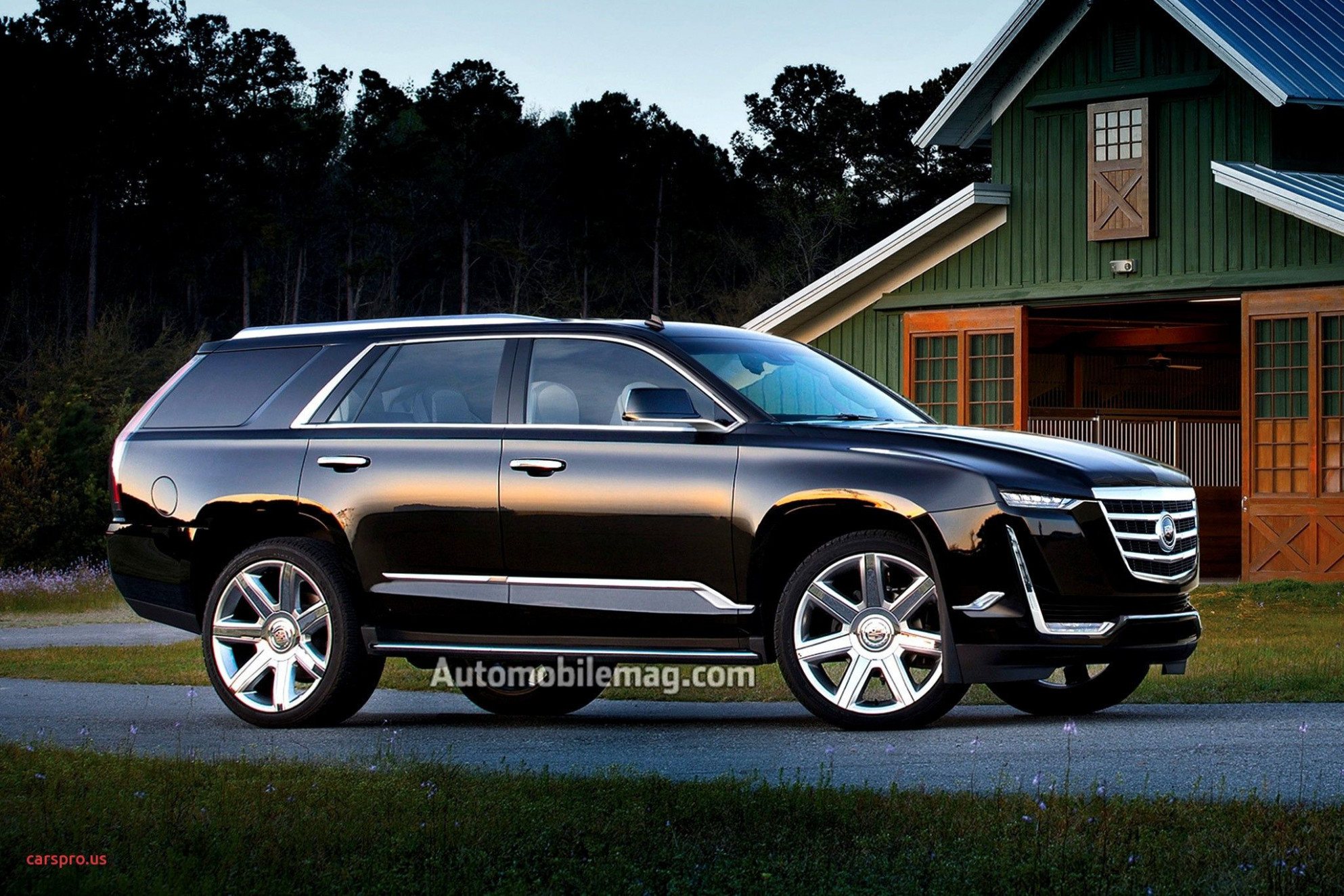 Pin di Auto Car Blog - 2020 cadillac truck