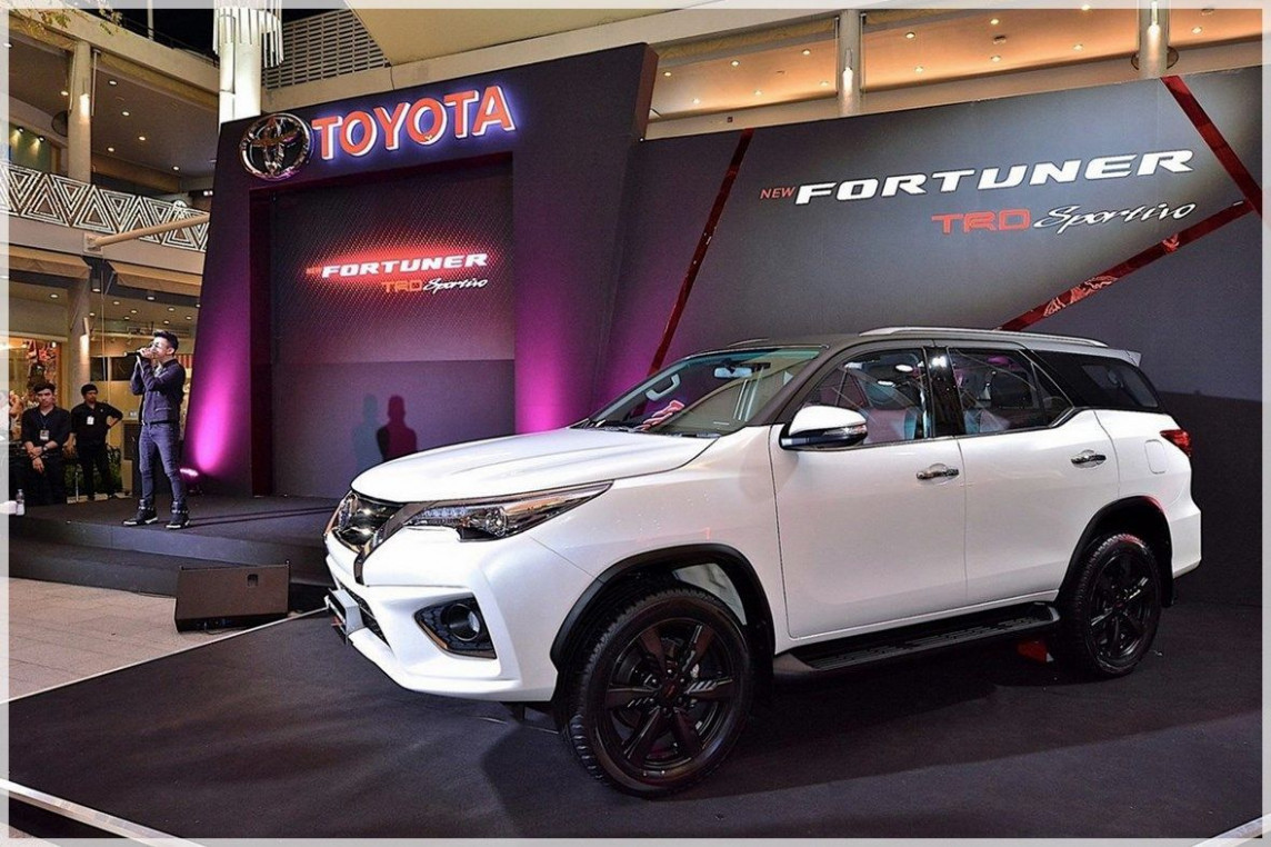 Pin on Cars Review - toyota fortuner 2020