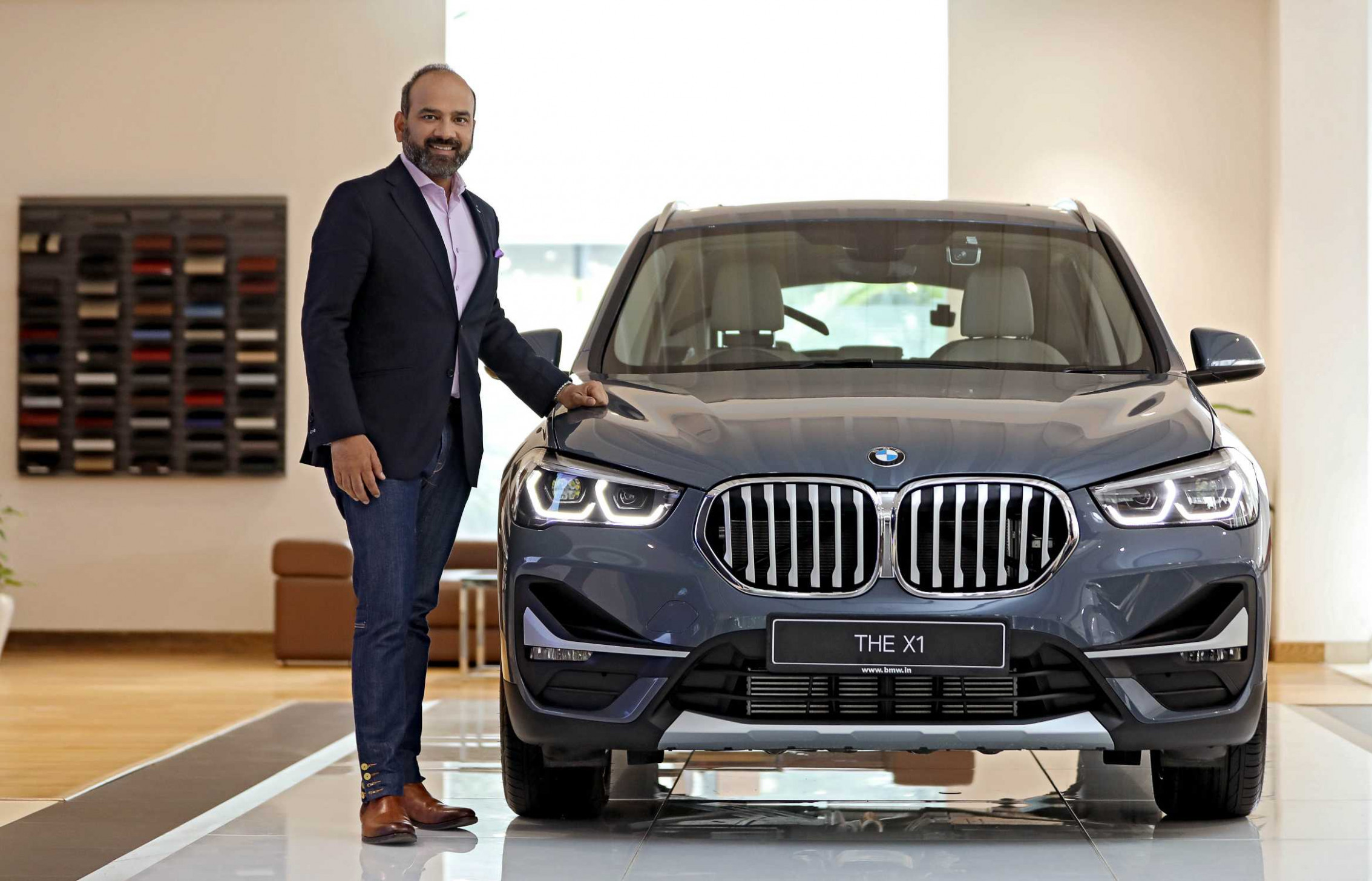 Play the Big Game: The new BMW X8 launched