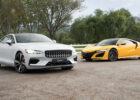 Polestar 12 vs. Acura NSX: Opposite Ends of the Hybrid Sports Car ...