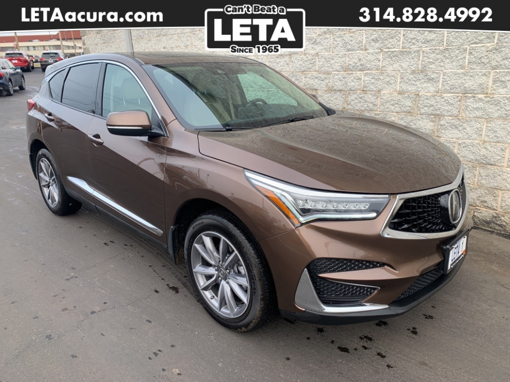 Pre-Owned 11 Acura RDX Technology Package With Navigation - acura extended warranty 2020