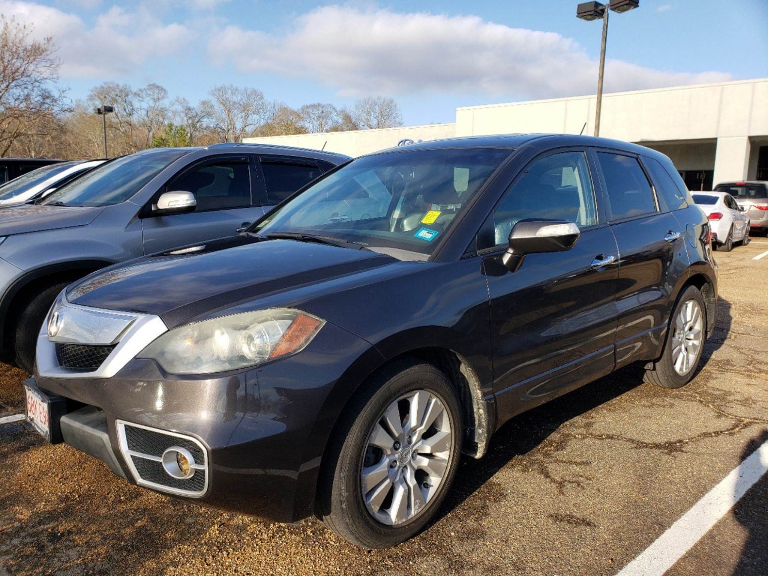 Pre-Owned 12 Acura RDX AWD