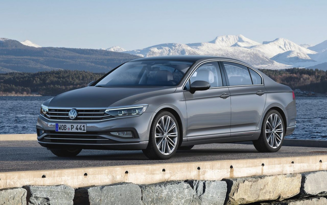 Pre-sales Of The 11 Volkswagen Passat Start In Europe: From ...