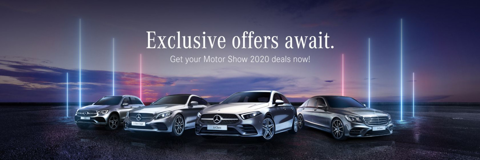 Promotions - mercedes 2020 offers
