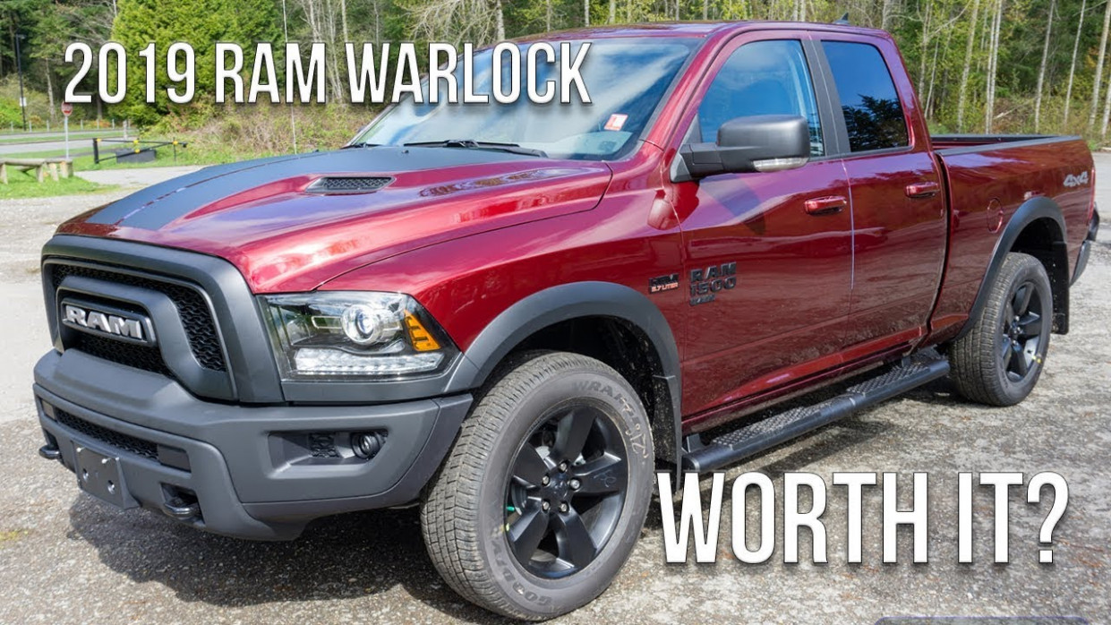 QUICK TAKE: 11 Ram 11 Classic Warlock 11x11: - 2020 dodge warlock decals