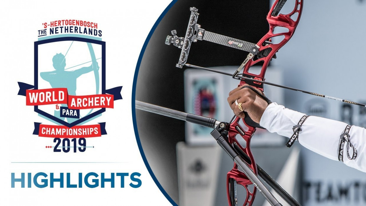 Recurve Highlights | 's-Hertogenbosch 11 Hyundai World Archery  Championships - hyundai world archery championships 2020