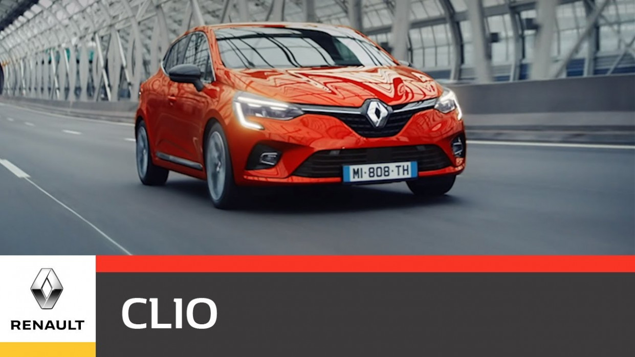 Renault Clio reclame 12 - Commercial [Video]