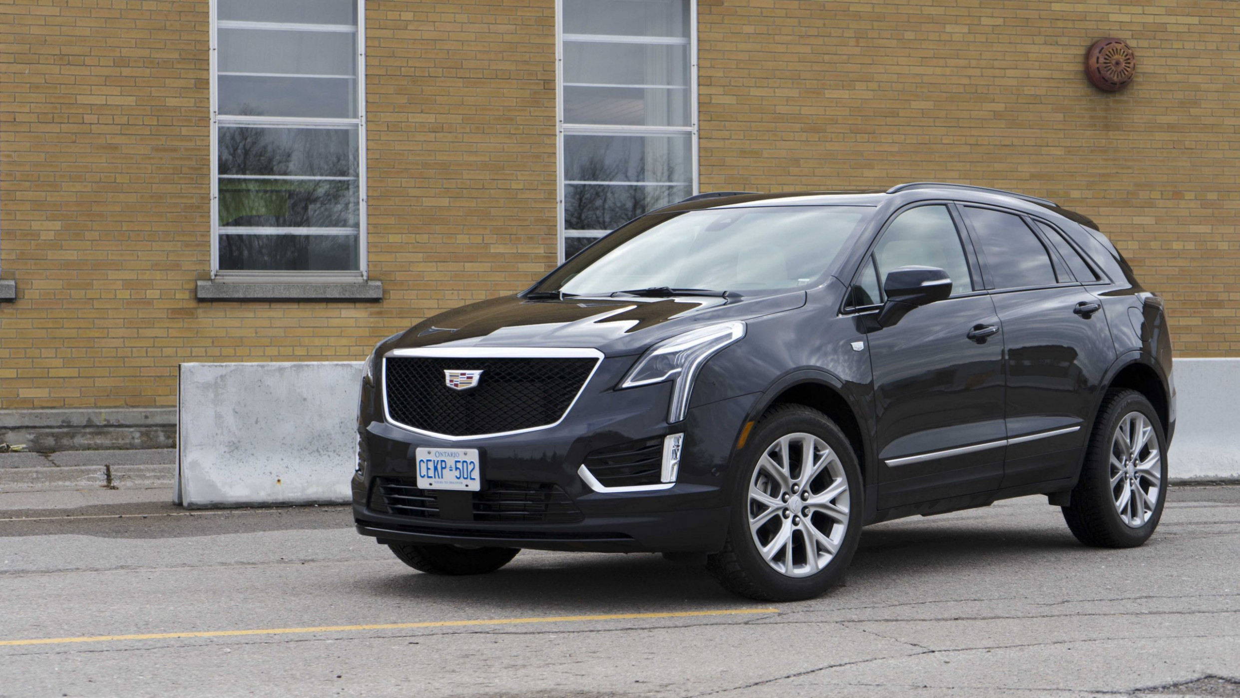 Review: 10 Cadillac XT10 Sport – WHEELS.ca