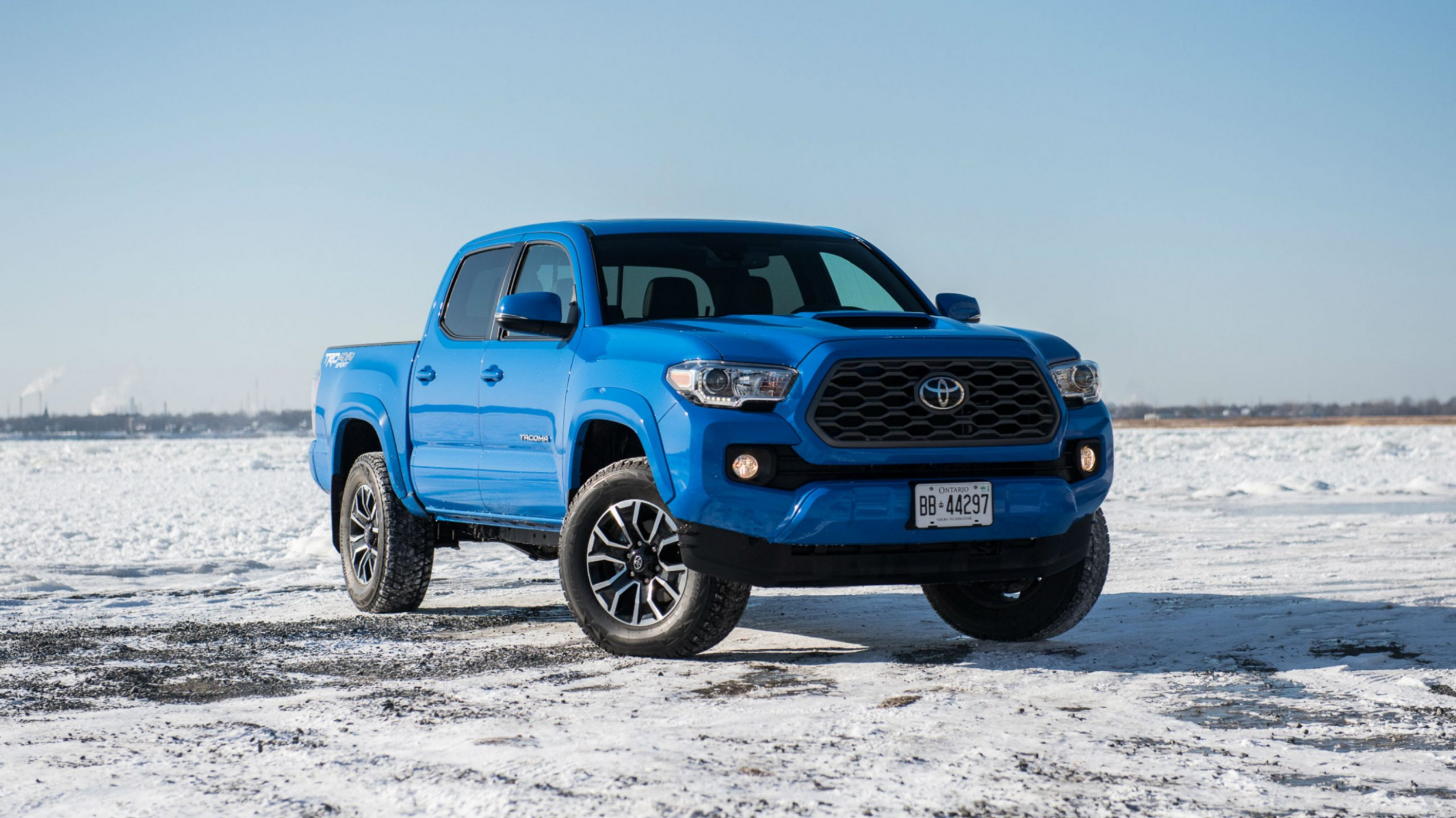 Review: 9 Toyota Tacoma – WHEELS