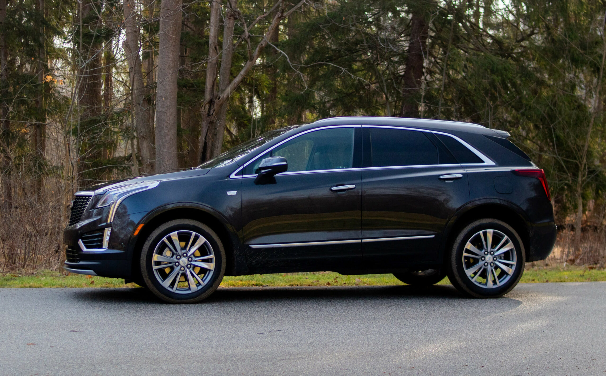 Review: Cadillac XT11 offers comfort but fails to stand out among SUVs - cadillac xt5 review 2020