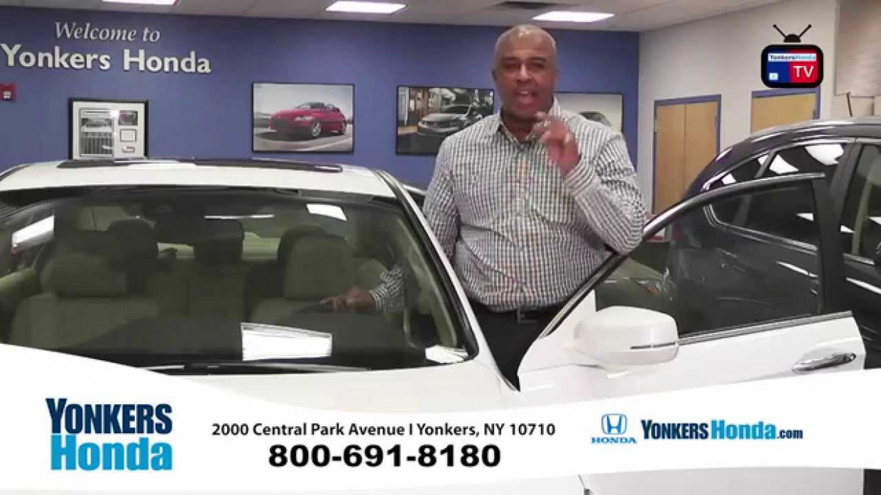 Ron Thomas Yonkers Honda Sales and Leasing Ronald Thomas