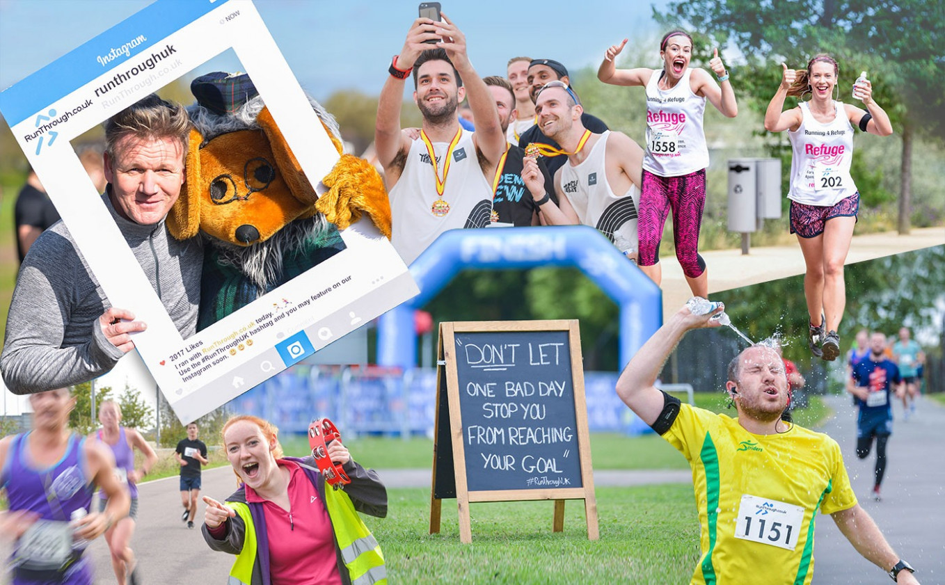 Running Events in London | Enter a 9k, 9k, Half Marathon | RunThrough