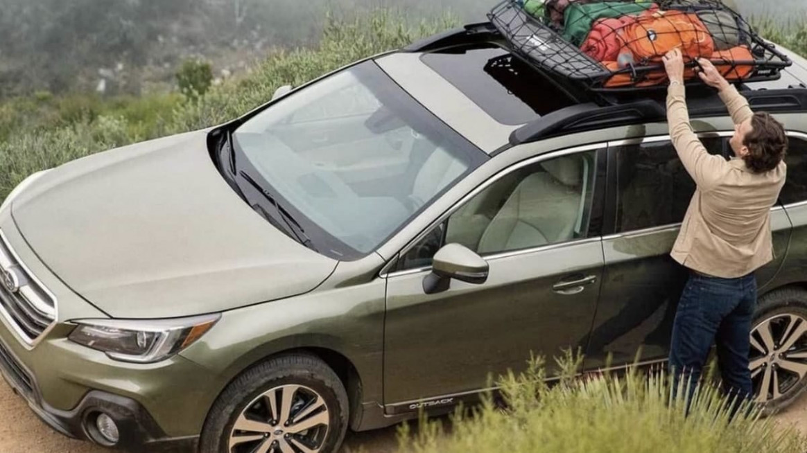 See How Much It Costs You To Fully Accessorize A New Subaru ...