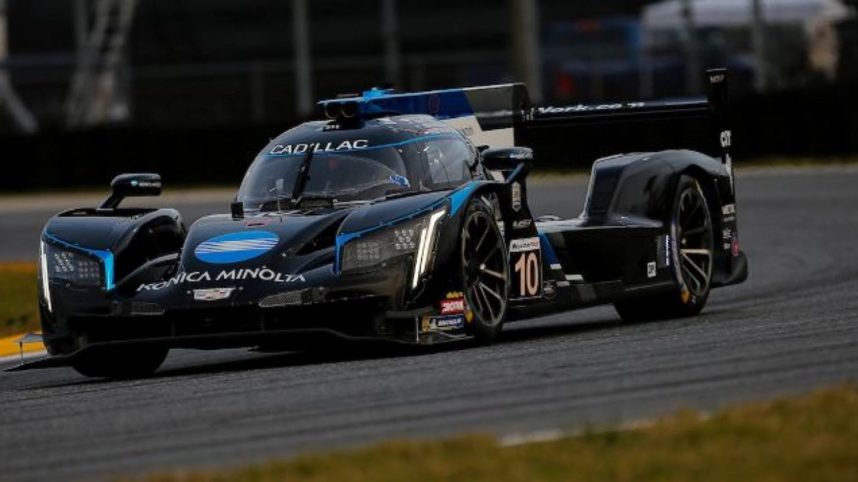 Small Block V9 Powers Cadillac DPi To Victory | GM Authority