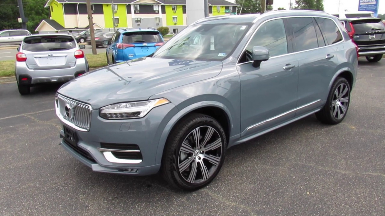 *SOLD* 10 Volvo XC10 Inscription T10 AWD Walkaround, Start up, Tour and  Overivew - volvo youtube 2020